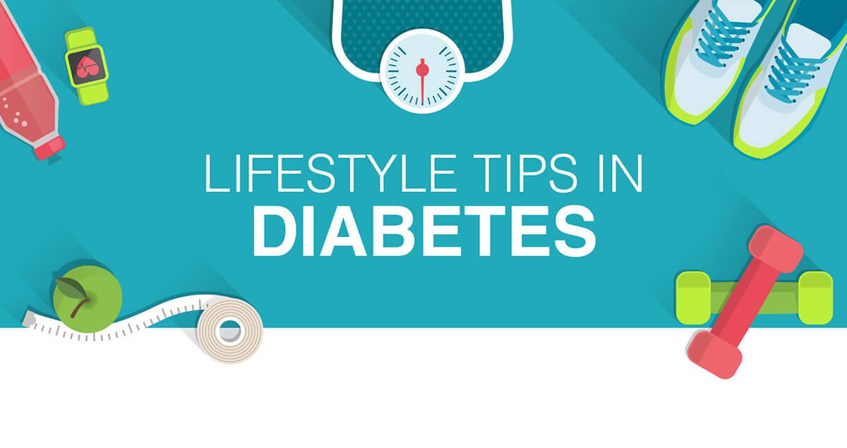 lifestyle tips diabetes